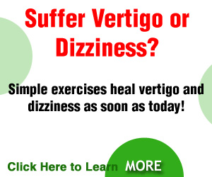 New Diet for Vertigo and Dizziness
